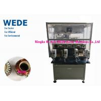 Quality 4 Stations Spiral Winding Machine , Motor Coil Winding Machine For 24 Slots External Armature for sale
