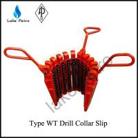 Quality API 7K Type WT Drill Collar Slips for sale