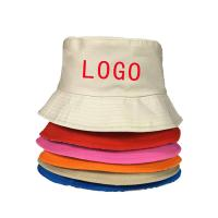 Unisex Fisherman Bucket Hat With Personal Logo Advertising Promotions