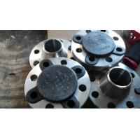 Quality CLASS 300 ASTM A-105 1 Forged Steel Flanges  IBR Socket Weld Flange for sale