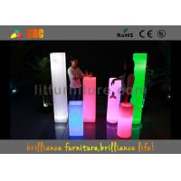 Best LED Column & Wedding LED Pillars , illuminated pillars wholesale