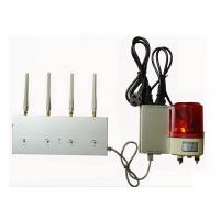 Quality 4 Band Cell Phone Signal Detector With Alarm System , Security Services for sale