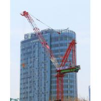 Quality QTD80 Luffing tower crane, mix.lifting 6t for sale