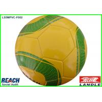 China Machine Stitched Official Size Soccer Ball Size 5 for Entertainment on sale