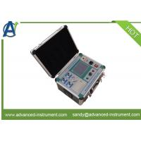 China Portable SF6 Gas Density Relay Tester with Printer and LCD Display on sale