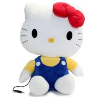 China Cute Couple Plush Doll Speaker with rabbite shape R1501 on sale