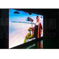 China Full Color P6 Outdoor Led Display Screen Billboard For Business Advertising on sale