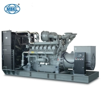 1480kw with Perkins engine generator 1850kva powered by Perkins 4016TAG1A generator price for sale