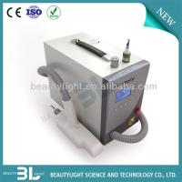 1064nm 532nm Laser Tattoo Removal Machine / Laser Hair Removal Machines