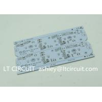 Quality HASL Lead Free 1W Aluminum Based PCB With Fidural Marks 1.6mm Thickness for sale