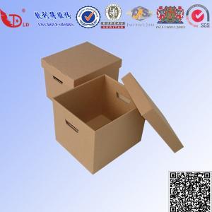 China Wholesale Luxury Fashionable A5 Paper File Box on sale