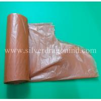 Best Super Value Custom HDPE/LDPE Plastic Trash /Garbage /Rubbish Bag On Roll, with Handle-Tie,High Quality,Low Price wholesale