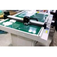 Quality Flatbed OCA die-less efficient cutting table perfect half cutting solution for sale