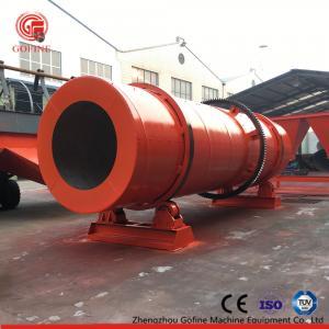 China Rotary Drum Compound Fertilizer Granulator 3-5T/H Good Economic Returns on sale