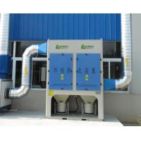 China Stationary Fume Extraction Filtering system for welding and grinding gas dust on sale