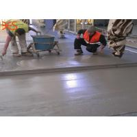 China Quick Setting Garage Floor Self Levelling Compound Flow Automatically 4-8 Hours Curing Time on sale
