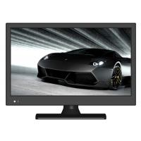 Quality 12V DC AC 220V ELED TV , full hd LED backlight TV low power consumption for sale