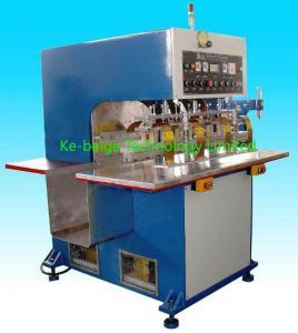 China 15KW H.F Tarpaulin welding machine canvas welder for Sunshade welding on sale