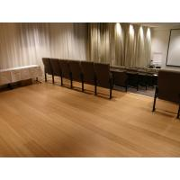 Quality Horizontal bamboo flooring radiant heat Abrasion > 400 for sale