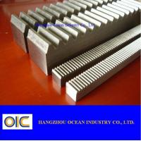 Transmission Spare Parts CNC Machined Racks for sale