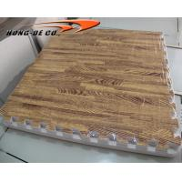 Quality Eco-friendly Soft Wood Floor Tiles replaced for wood floor for sale