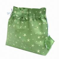 Quality Drawstring/Recycled Shopping Bag, Eco-friendly, Customized Requirements are Accepted for sale