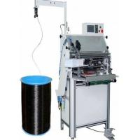 Quality Auto Single Loop Spiral Coil Binding Machine Metal Single Loop Spiral Coil Forming for sale