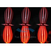 Best Hanging Inflatable Christmas Decorations , Lightweight Inflatable LED Lantern wholesale
