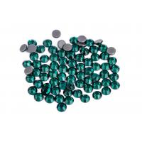 Buy Garment / Shoes Copy Austrian MC Rhinestone Round Shape 10lbs Glue Base at wholesale prices
