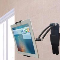 Best 360 Rotatable Metal Material Wall Kitchen Mount Desktop Stand Holder For Tablets wholesale