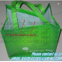 Quality woven SHOP bag, FIBC bags, big bags, ground cover, tarpaulin, PE tarpaulin, weed mat, Flex for sale