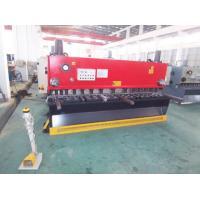 China Electric Guillotine Shear Hydraulic Metal Sheet Cutting Machine For Carbon Steel on sale