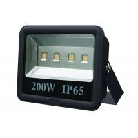 Quality 100W To 400W Industrial LED Flood Lights , Warm White Led Outside Flood Lights for sale