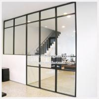 Best Clear 6mm 8mm 10mm 12mm Tempered Glass Partition Wall wholesale