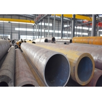 Quality SGS ASTM A335 P92 Alloy Steel Seamless Tube Hot Rolled Round Section for sale