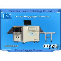 Quality 5030 Singer Generator Security Baggage Scanner Machine , Airport Xray Scanner for sale