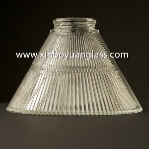Glass Cone Lamp Shade Pendant Light cover