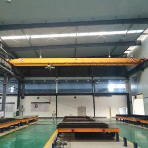 Quality 16ton Light Duty LDA Type Single Girder Overhead Crane for sale
