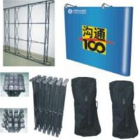 China Pop up displays, banner stands, exhibits on sale