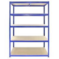 Quality 5 Layer Metal Boltless Shelf for sale