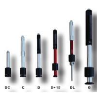 Buy cheap Hardness tester probes with different types D/DC/DL/C/D+15/E/G from wholesalers