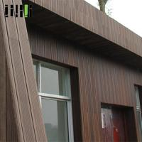 Quality Waterproof Bamboo Wall Cladding Heat Insulation For Exterior Decoration for sale