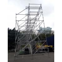 Quality Outdoor Events Line Array Speaker Truss ,Layer Truss Assembly Easy To Use for sale