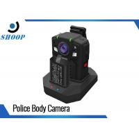 Best 1296P / 1080P Full HD Police Wearing Body Cameras 33MP CMOS Sensor wholesale
