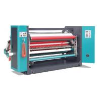 Quality Single Shaft Non Woven Fabric Production Line Computerized Slitting Machine for sale