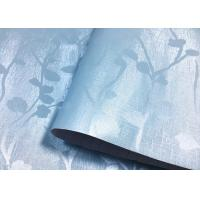 Quality Multi Color Floral Removable Wallpaper Commercial Peel And Stick Tile Wallpaper for sale