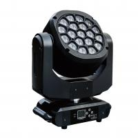 Buy cheap Nominal RGBW 4 In 1 LED Bee Eye Moving Head Light 19PCS * 15W 50 / 60Hz from wholesalers