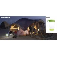 Quality Rechargeable camping lanterns,upgraded camping lanterns with solar panel for sale