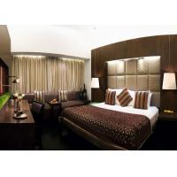 Quality King Size Commercial Hotel Furniture , Hotel Room Furnishings for sale