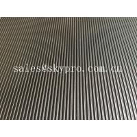 Dielectrical rubber matting rolls / max voltage 100000V insulation rubber sheet